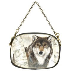 Hunter Chain Purse (two Sided)