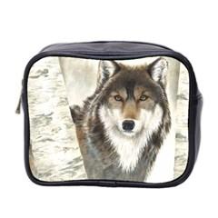 Hunter Mini Travel Toiletry Bag (Two Sides)
