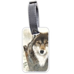 Hunter Luggage Tag (Two Sides)