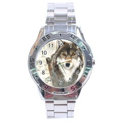 Hunter Stainless Steel Watch