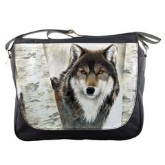 Hunter Messenger Bag