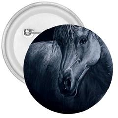 Equine Grace  3  Button