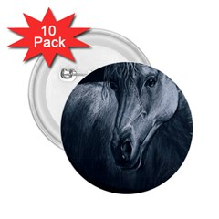 Equine Grace  2.25  Button (10 pack)