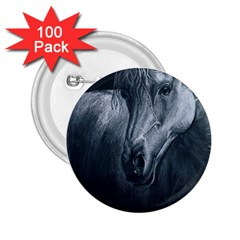Equine Grace  2 25  Button (100 Pack)