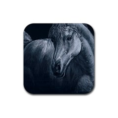 Equine Grace  Drink Coasters 4 Pack (Square)