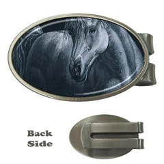 Equine Grace  Money Clip (oval)