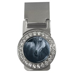 Equine Grace  Money Clip (cz)