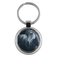 Equine Grace  Key Chain (round)