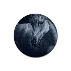 Equine Grace  Drink Coasters 4 Pack (round)