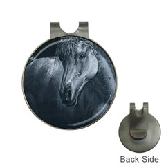 Equine Grace  Hat Clip with Golf Ball Marker