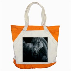 Equine Grace  Accent Tote Bag