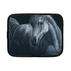 Equine Grace  Netbook Sleeve (small)