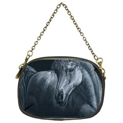 Equine Grace  Chain Purse (one Side)