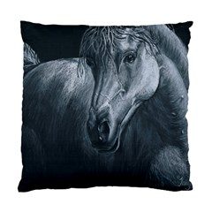 Equine Grace  Cushion Case (Two Sided)
