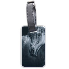 Equine Grace  Luggage Tag (one Side)