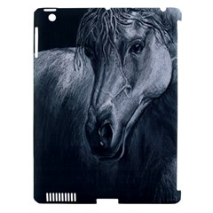 Equine Grace  Apple Ipad 3/4 Hardshell Case (compatible With Smart Cover)