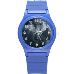 Equine Grace  Plastic Sport Watch (Small)