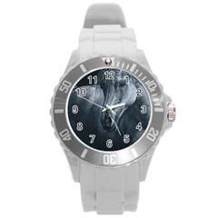 Equine Grace  Plastic Sport Watch (large)
