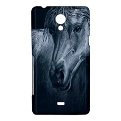Equine Grace  Sony Xperia T Hardshell Case