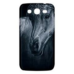 Equine Grace  Samsung Galaxy Mega 5.8 I9152 Hardshell Case