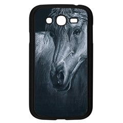 Equine Grace  Samsung Galaxy Grand DUOS I9082 Case (Black)
