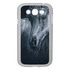 Equine Grace  Samsung Galaxy Grand Duos I9082 Case (white)