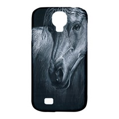 Equine Grace  Samsung Galaxy S4 Classic Hardshell Case (pc+silicone)