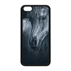Equine Grace  Apple Iphone 5c Seamless Case (black)