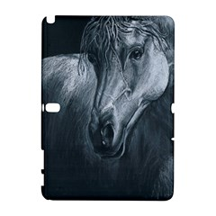 Equine Grace  Samsung Galaxy Note 10.1 (P600) Hardshell Case