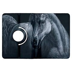 Equine Grace  Kindle Fire Hdx 7  Flip 360 Case