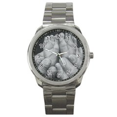 John 3:16 Sport Metal Watch