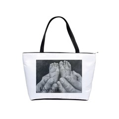 John 3:16 Large Shoulder Bag