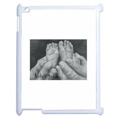 John 3:16 Apple Ipad 2 Case (white)