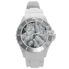 John 3:16 Plastic Sport Watch (Large)