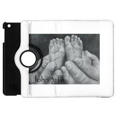 John 3:16 Apple iPad Mini Flip 360 Case