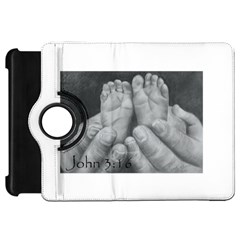 John 3:16 Kindle Fire HD 7  (1st Gen) Flip 360 Case