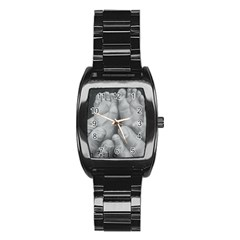 John 3:16 Stainless Steel Barrel Watch