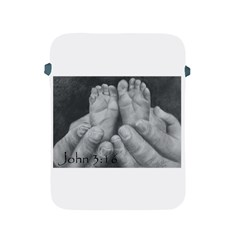 John 3:16 Apple Ipad Protective Sleeve