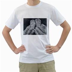John 3:16 Men s T Shirt (white)