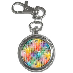circles Key Chain Watch