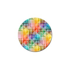 Circles Golf Ball Marker