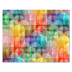 circles Jigsaw Puzzle (Rectangle)