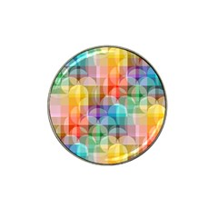 circles Golf Ball Marker 4 Pack (for Hat Clip)