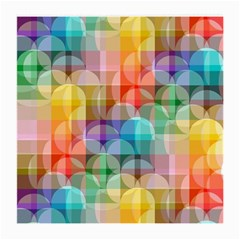 Circles Glasses Cloth (medium)