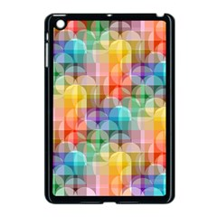 Circles Apple Ipad Mini Case (black)