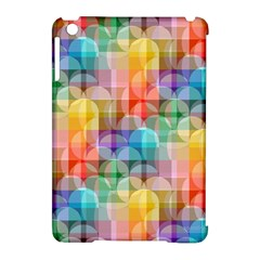 circles Apple iPad Mini Hardshell Case (Compatible with Smart Cover)