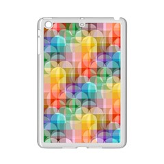 circles Apple iPad Mini 2 Case (White)