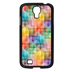 Circles Samsung Galaxy S4 I9500/ I9505 Case (black)