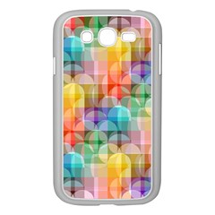 circles Samsung Galaxy Grand DUOS I9082 Case (White)