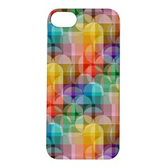 circles Apple iPhone 5S Hardshell Case